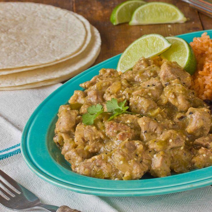 Cinco de Mayo Recipe: Pork Tenderloin in Tangy Tomatillo Sauce