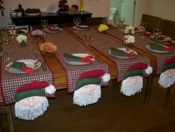 mesa de Natal Flickr Giza Avelar