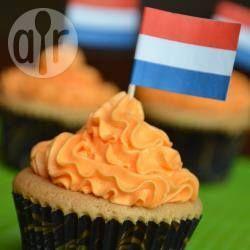 Boterroomglazuur voor op cupcakes