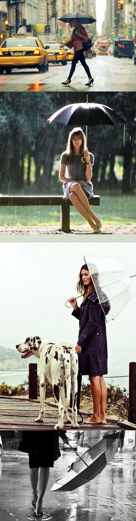 i want a clear umbrella
