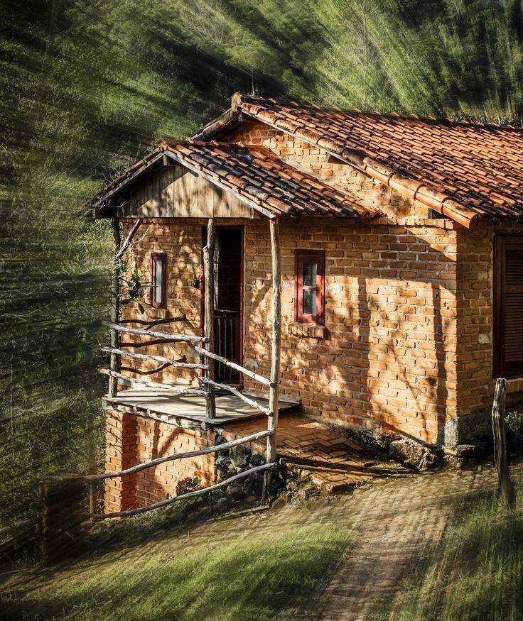 House.... - Ibitipoca, Minas Gerais, Brazil South America