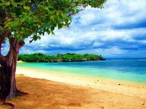 Курорт Нуса-Дуа на Бали известен всему миру