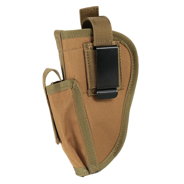 Outdoor Tactical Gun Holster Military Airsoft Hunting Belt Holster Right Left Interchangable Holster Case Military Gear.