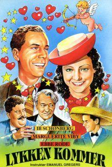 Lykken kommer (1942) et ungt velhavende par, er ved at ødelægge deres ægteskab, så de lægger deres liv om.
