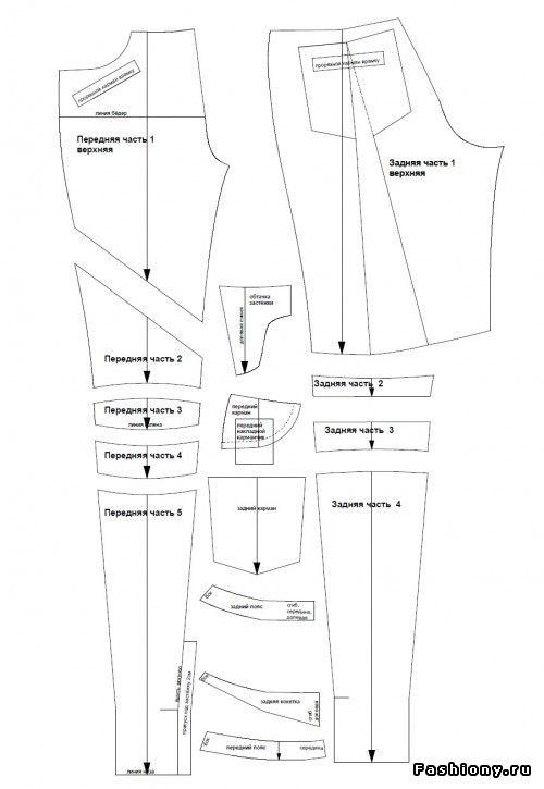 MK leather skins Make Balmain / sew pleather