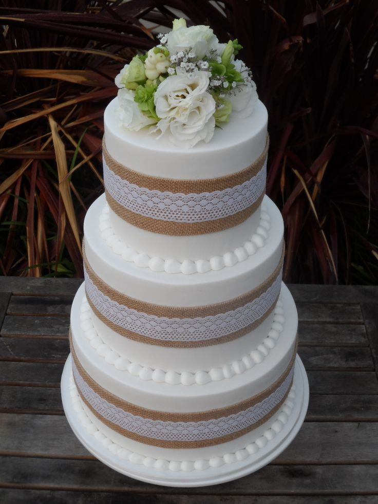 Best Wedding Cakes Images On Pinterest Cream Cheeses