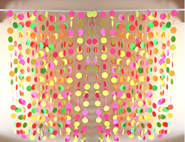 Pinwheel Pretties: Polka Dot Party