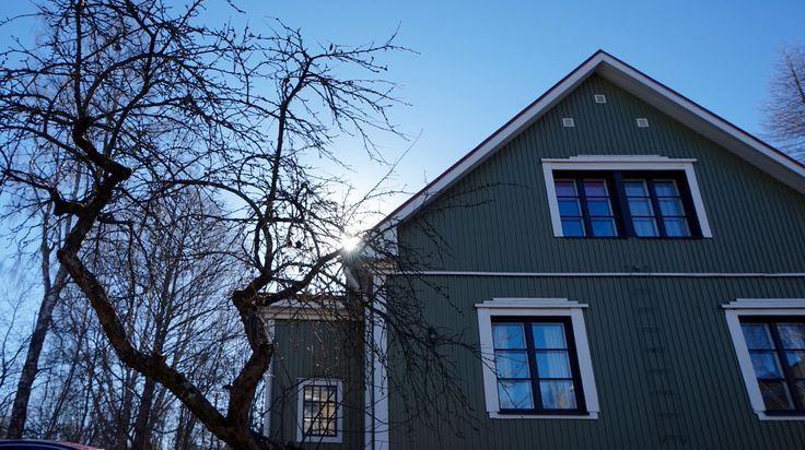 Myllymäki maaliskuussa #hämeenlinna #finland