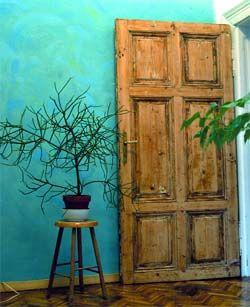 Régi ajtók újjászületése