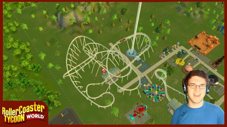 [GAMEPLAY ITA] Rollercoaster Tycoon World Ep07 - Le Montagne Russe Perfette