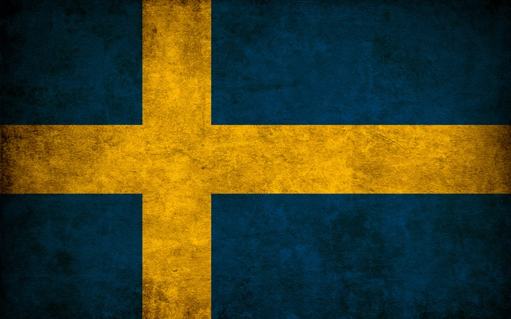 June 22, 1906 – The flag of Sweden is adopted