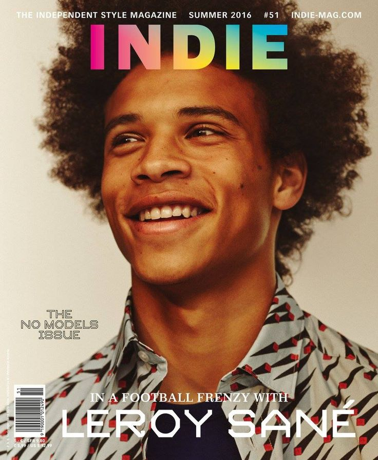 Issue 51 - Summer 2016  (Order this issue via www.indie-mag.com/abo.php)
