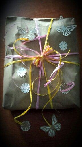 Come presentare  un bel regalo