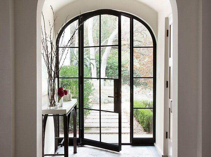 Iron and steel exterior doors will last for generations. At Eden Windows u0026 Doors & Best 25+ Steel exterior doors ideas on Pinterest | Exterior doors ... pezcame.com
