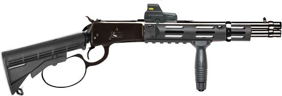 Rossi Ranch-Hand Tactical Lever-Action Reapeater