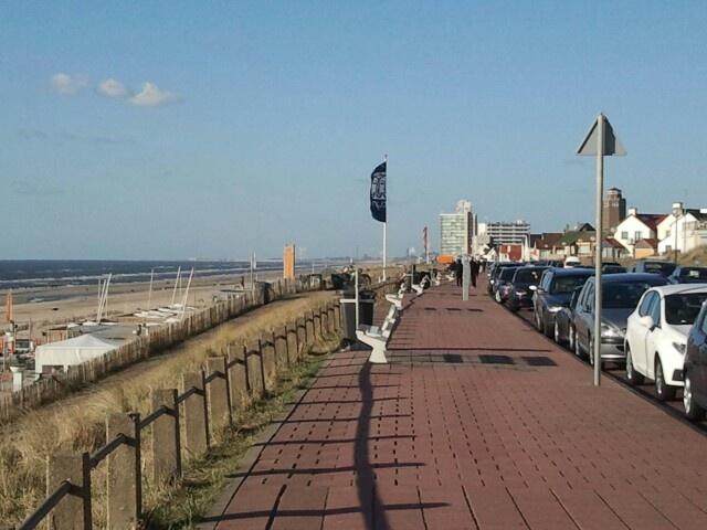 Zandvoort boulevard