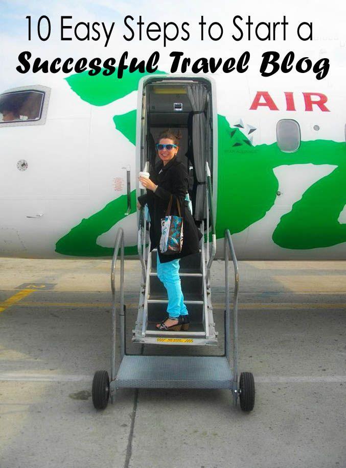 10 Easy Steps to Start a Successful Travel Blog! #PEI #PrinceEdwardIsland #Canada #Explorecanada