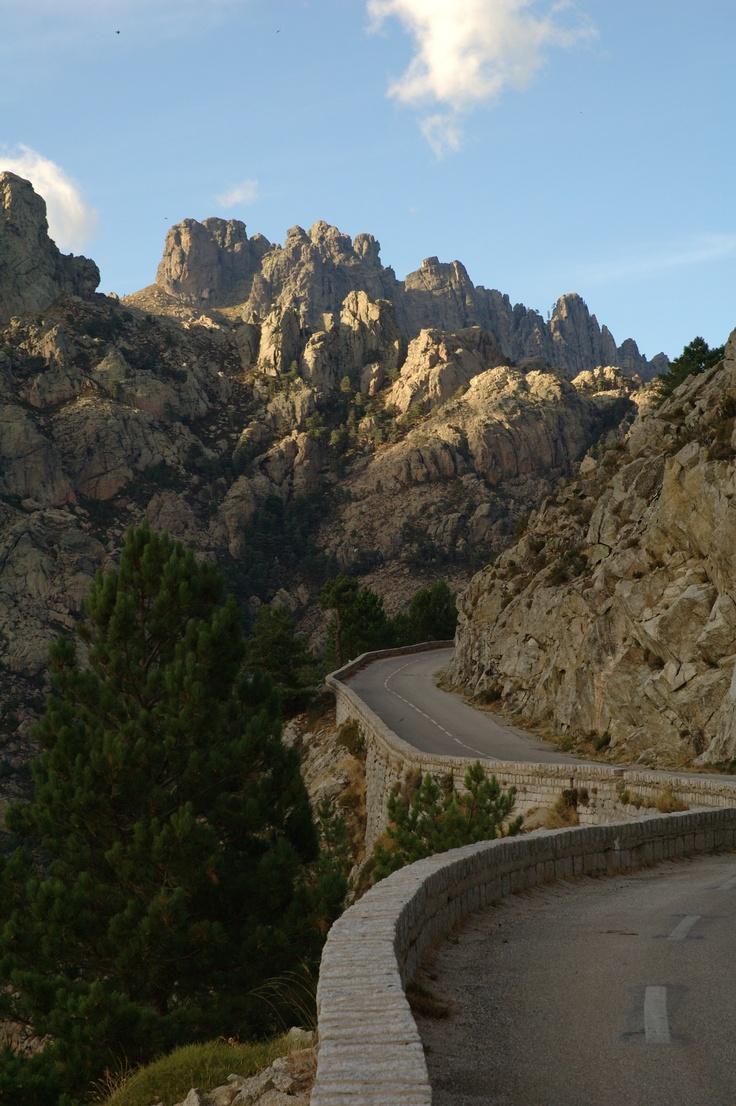 #Korsika - Corse - #Bavella - #PortoVecchio