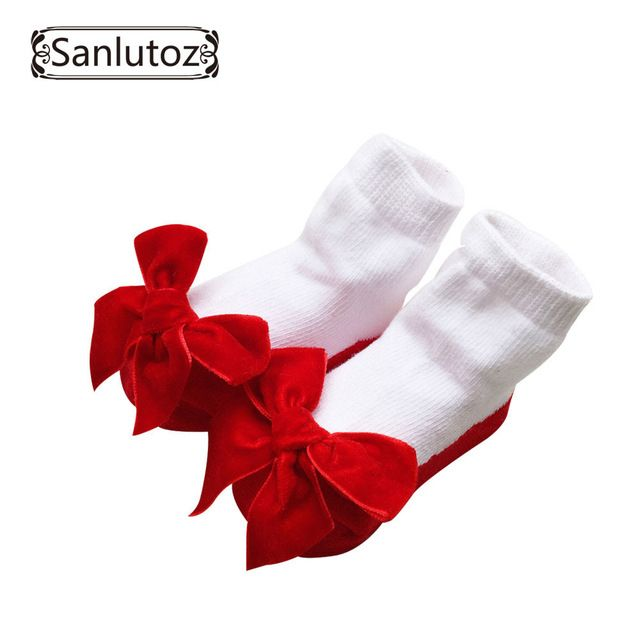 Baby Infant Socks for Girls Newborns Princess Holiday Birthday Gifts Fashion 0-12 Months | worth buying on AliExpress
