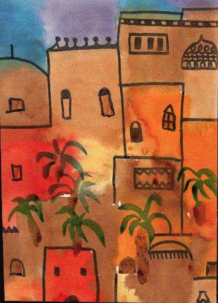 art maternelle maroc bing images voyage au maroc pinterest art et recherche. Black Bedroom Furniture Sets. Home Design Ideas