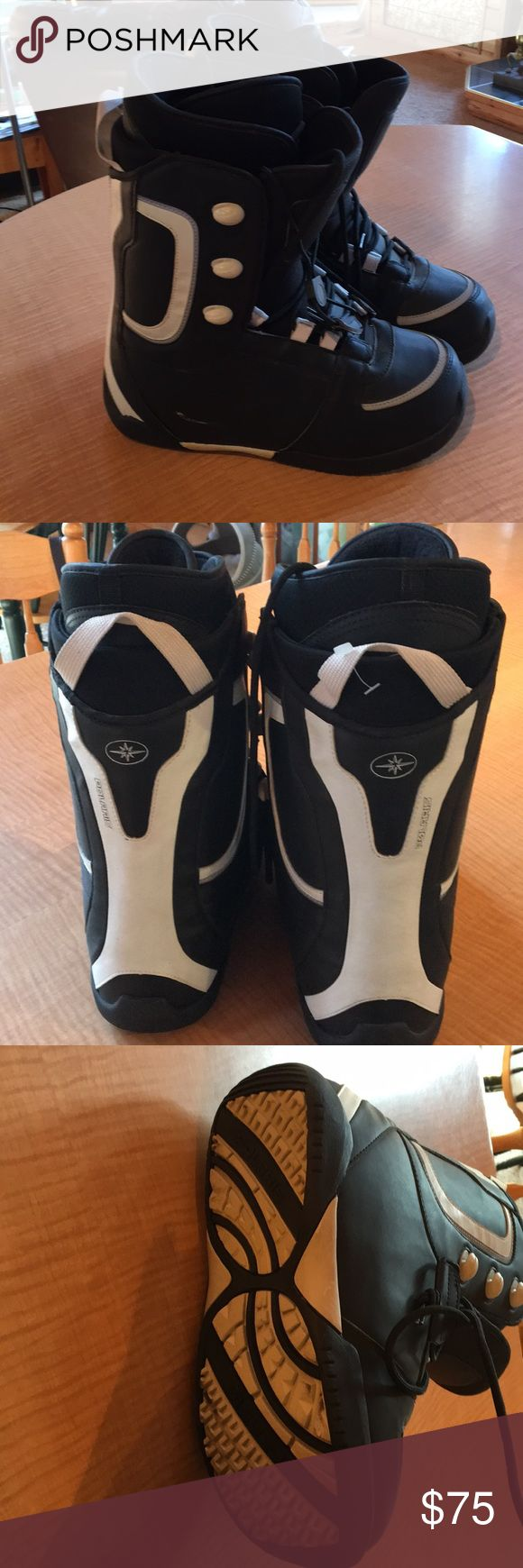 Men's BRAND new snowmobile boots! Never been worn Polaris snowmobile boots polaris Shoes Rain & Snow Boots