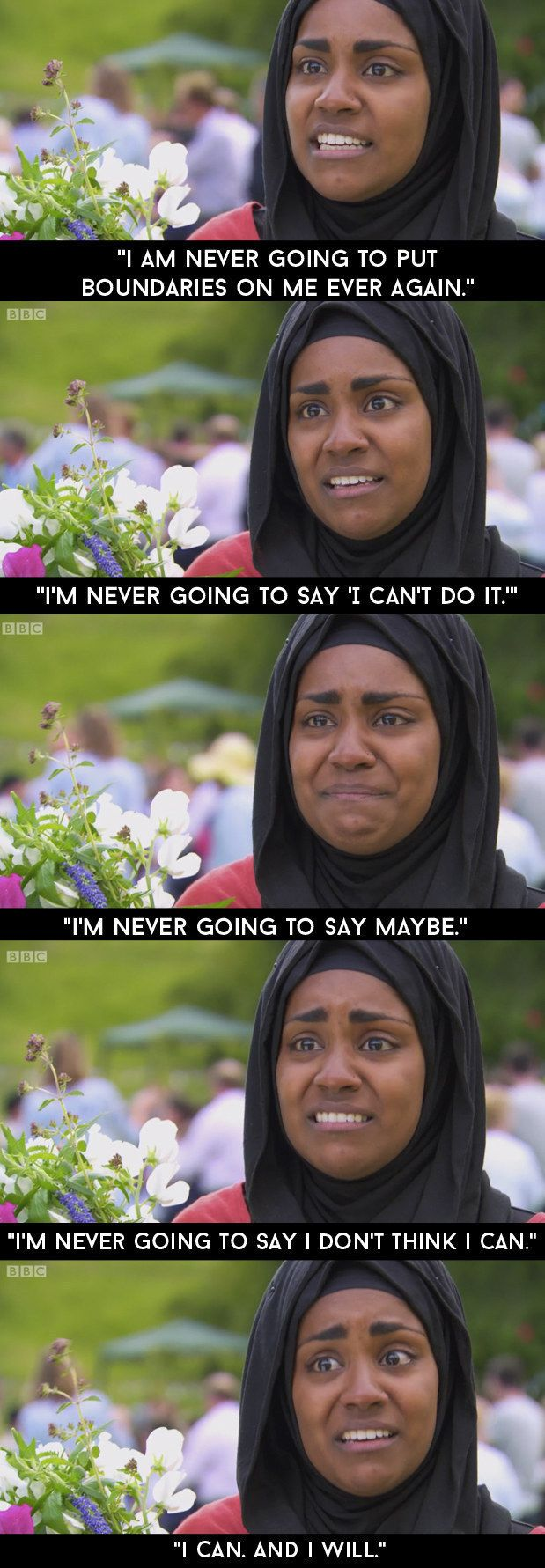 The <i>Bake Off</i> finalists' relationship on screen was amazing last night.