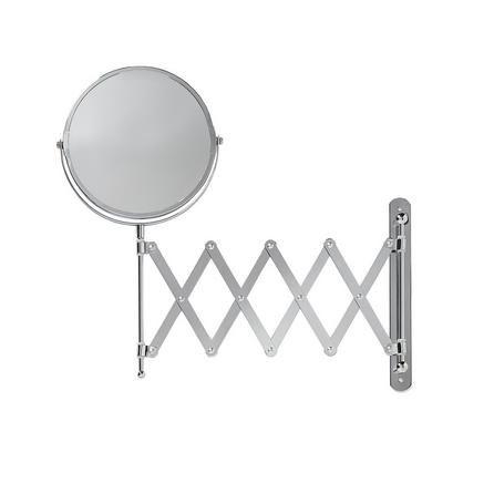 Extendable Shaving Bathroom Mirror