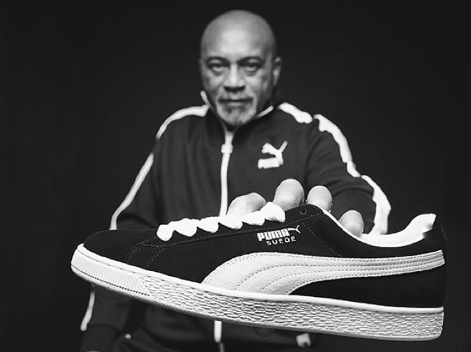 PUMA Suede x Tommie Smith on Collaboration Generation – the latest and best in brand innovation