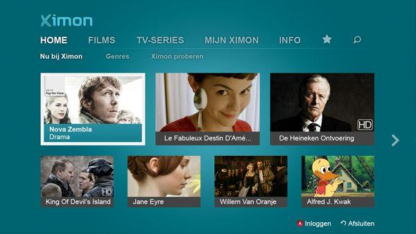 Ximon vod app, voor Samsung smart tv #iptv #smarttv
