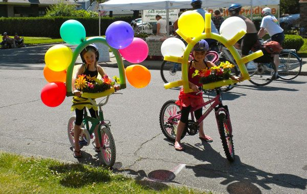 decorate a bike for parade | bike parade kids bike parade friday afternoon 4 30 pm friday september ...