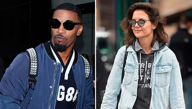 Katie Holmes & Jamie Foxx Fuel Romance Rumors Again After Being Pictured In LA https://tmbw.news/katie-holmes-jamie-foxx-fuel-romance-rumors-again-after-being-pictured-in-la  Could it be?! Nobody keeps a low profile like Katie Holmes and Jamie Foxx when it comes their rumored relationship, but some new photos of the A-listers have fans convinced they were both headed to a romantic rendezvous!For four years, stories have swirled about Katie Holmes, 38, and Jamie Foxx, 49, supposedly going on…