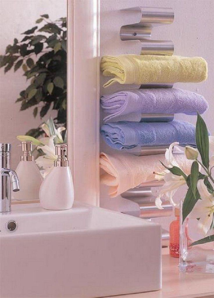 bathroom shelving ideas best 25 decorative bathroom towels ideas on pinterest towel