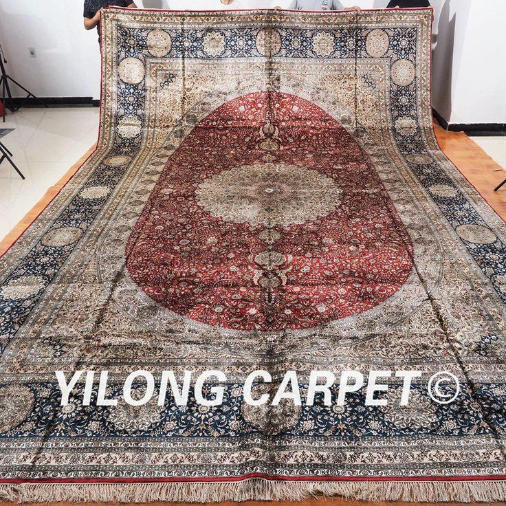 Yilong 12 X18 Handmade Oriental Home Decoration Rugs Luxury Silk On Silk Carpets Ml051a12x18 12x18 Carpets Decor Buying Carpet Silk Carpet Hotel Carpet