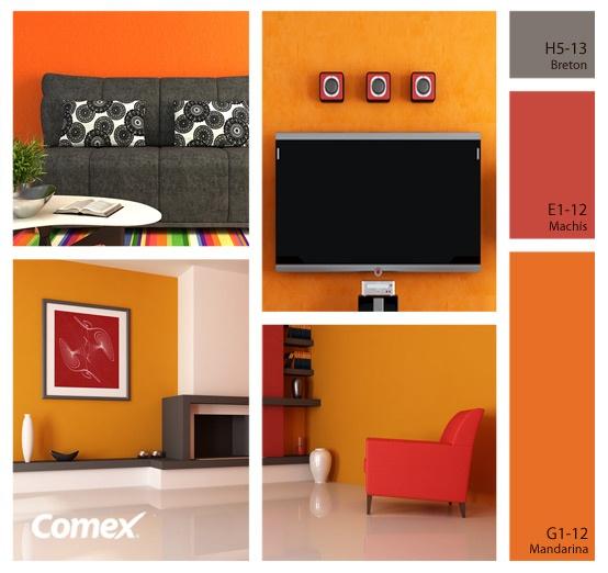 42 mejores im genes sobre cosas que me encantan de la for Ver colores de pinturas para casas interiores
