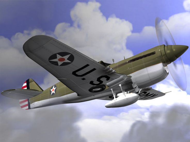 Curtiss P-40 Warhawk puzzle in Aviation jigsaw puzzles on TheJigsawPuzzles.com. Play full screen, enjoy Puzzle of the Day and thousands more.