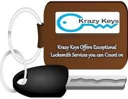 Are you looking for highly secured locksmith service enarby your? You will never go wrong with Krazy Keys, just one try. You will surely get the best locksmith and security services from us.