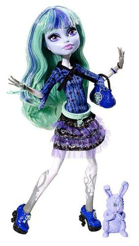 monster high dolls | Roll over image to magnify
