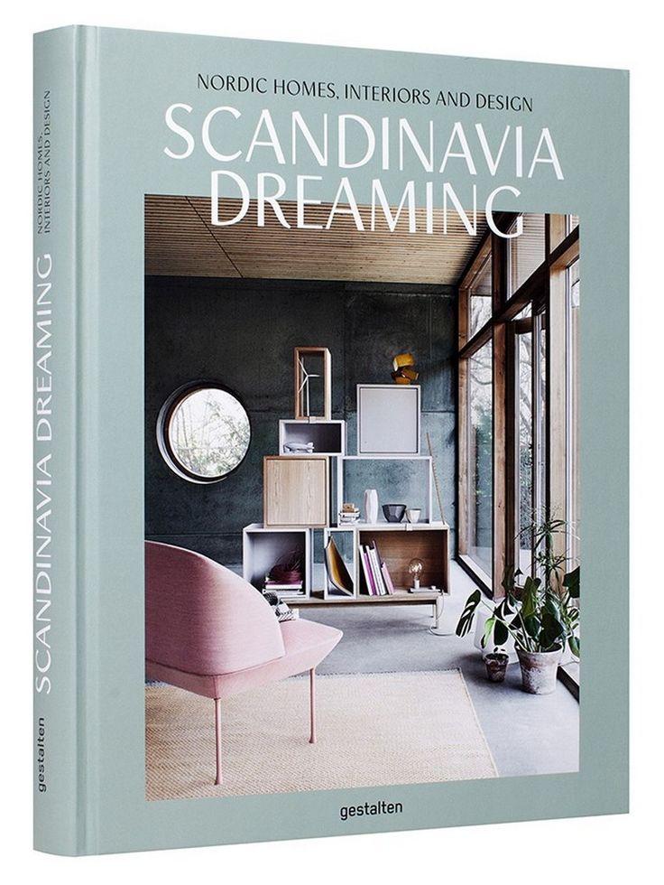 Book Review: Scandinavia Dreaming – Nordic Homes, Interiors and Design | #bestdesignbooks #interiordesignbooks #bookreview| See also: http://www.bestdesignbooks.eu/
