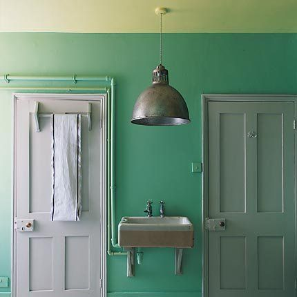 Best Arsenic And Dove Tail Colour Scheme For Hallway From 400 x 300