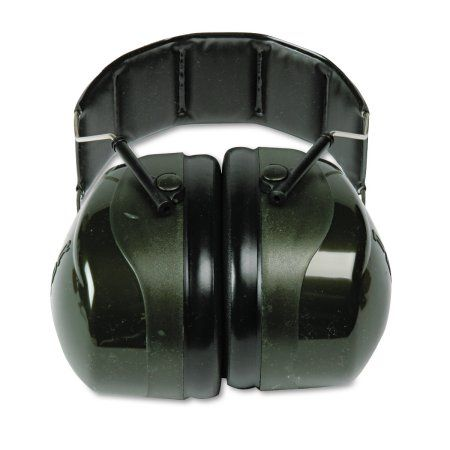 3M 8071 Peltor Optime 101 Deluxe Ear Muffs, 27 dB Noise Reduction, Grey