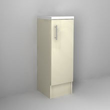 Supplier of high quality gloss cream bathroom furniture. Fast delivery and friendly staff. Based in Neston.