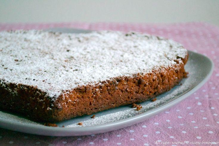 Torta arancia e cioccolato Bimby #ricettebimbynet