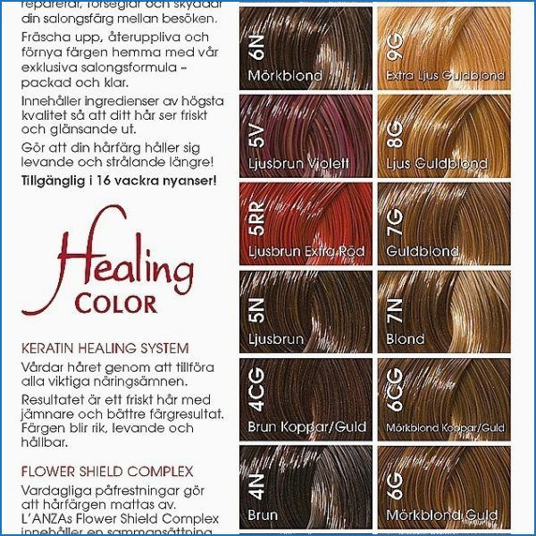 One N Only Argan Hair Color Haare Jull Argan Oil Hair Color Argan Oil Hair Hair Color Chart