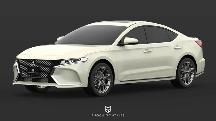 2020 Mitsubishi Galant Spesification | Mitsubishi galant ...