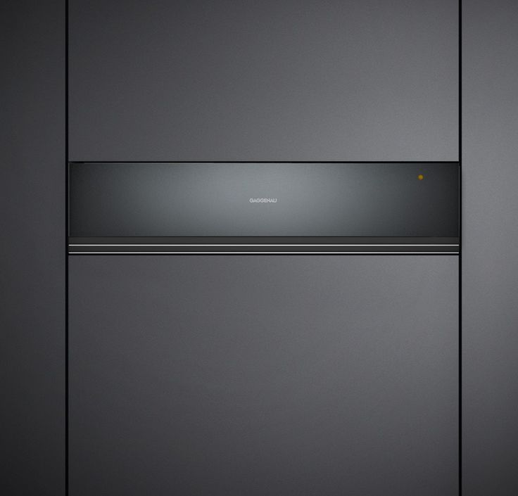 Warming Drawer 200 Series - The WSP 221 has space for a dinner set for six persons. The interior is food-safe. Temperatures from 40°C to 80°C are ideal for defrosting, keeping warm and slow cooking.
