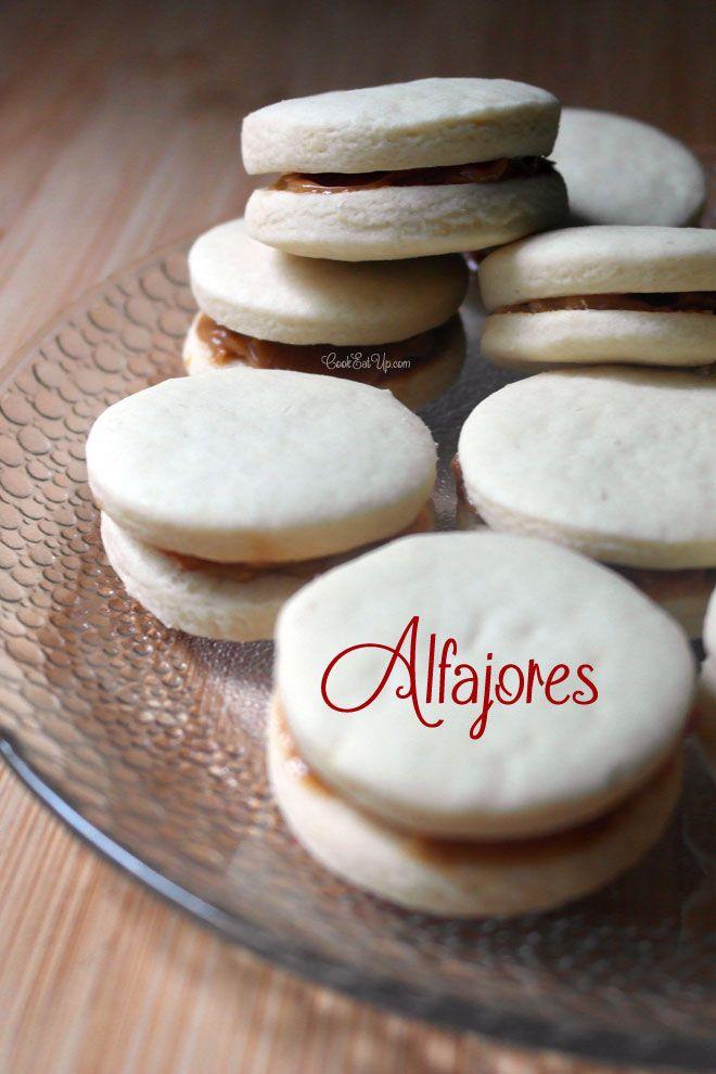 Alfajores - cookeatup