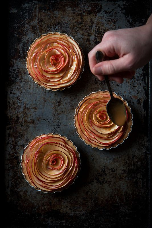 Caramel Apple Tartlets, with Cajeta | Will Cook For Friends