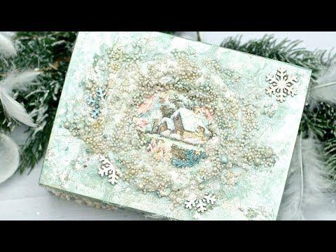 Новогодний декупаж от Inspirellо.... Обсуждение на LiveInternet - Российский Сервис Онлайн-Дневников