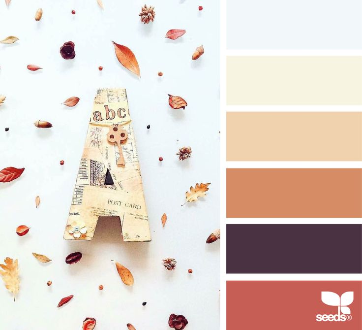 Autumn Tones - https://www.design-seeds.com/seasons/autumn/autumn-tones-2
