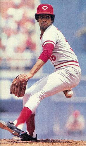 MARIO SOTO:  PITCHER WITH CINCINNATI REDS